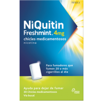 Niquitin Chicles